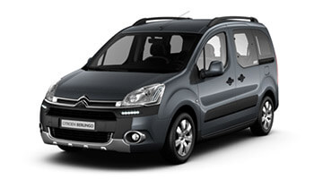 Citroen Berlingo Multispace Минивэн