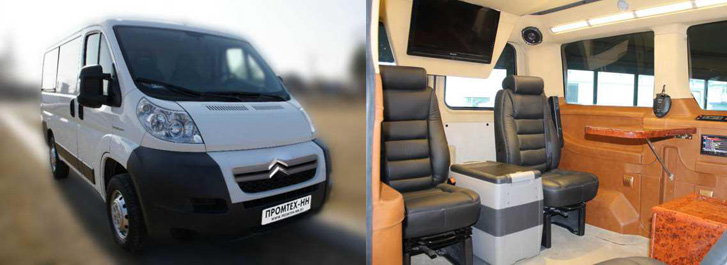 Citroen JUMPER VIP